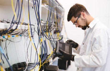 מתחזקים ומשמרים את איכות העבודה עם תחזוקת רשתות